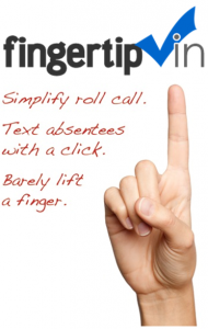 Fingertip Check-in