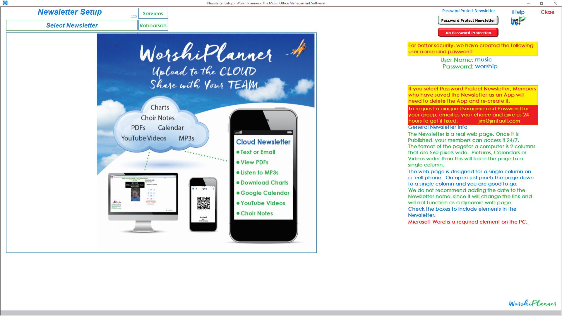 WP-News-Setup